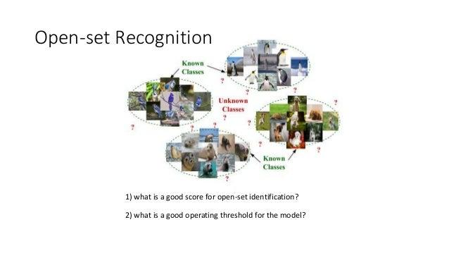 C2 ae open set recognition Slide 2