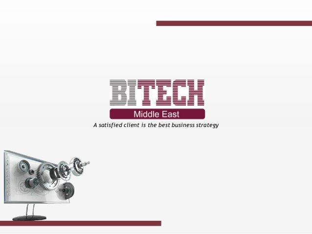 BITECH MIDDLE EAST Profile