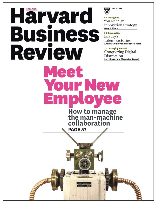 Brett Berhoff Featured in the Harvard Business Review