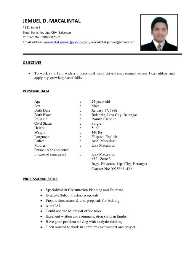 sample resume doctor philippines medical doctor resume example