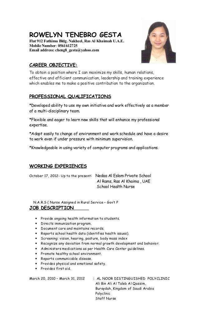 resume cheng