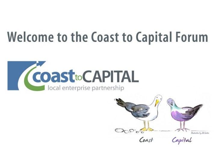 C2C Forum no2 Welcome