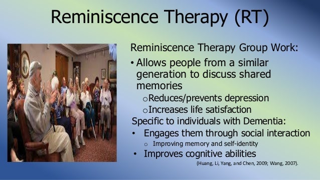 Image result for Reminiscence Therapy Dementia Pictures