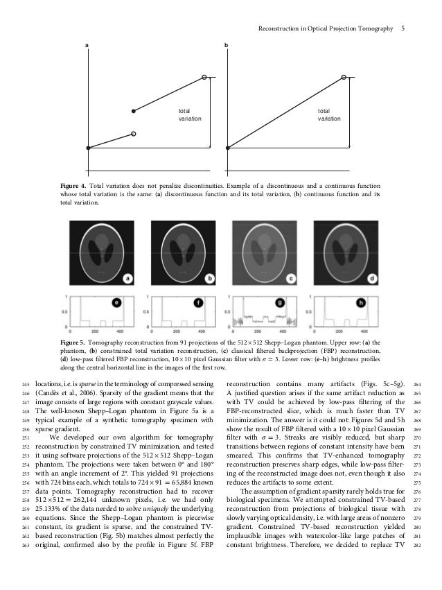 optical projection tomography Optical projection tomography (opt) is a 3-dimentional (3d) imaging technique for small specimens between 1mm and 10mm in size due to its high resolution and whole.