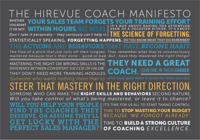 Building a Culture of Coaching In Your Sales Organization Slide 3