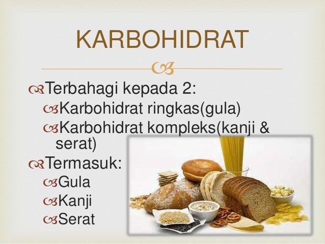 Karbohidrat : Pengertian – Fungsi – Jenis Lengkap