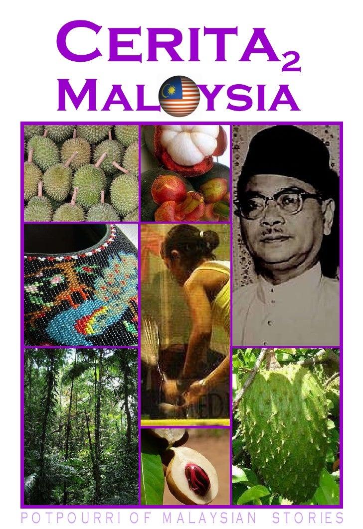 Cerita-Cerita Malaysia Advertising Book Slide 2