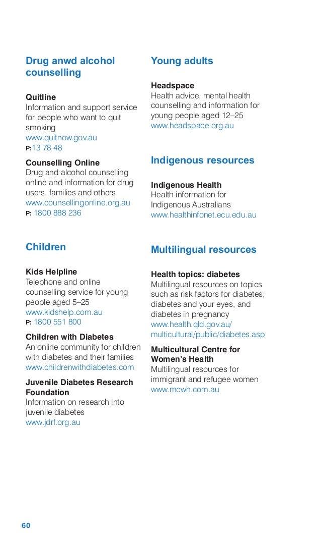 diabetes research topics