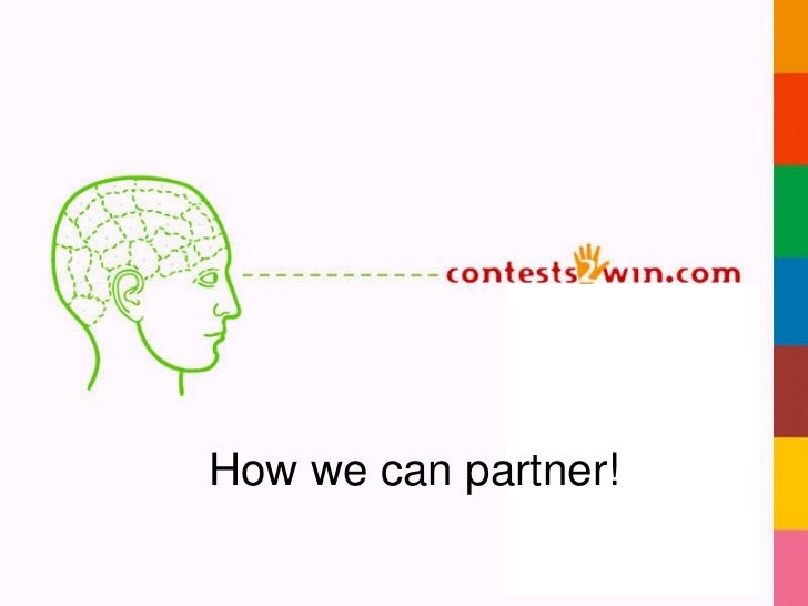 How we can partner!