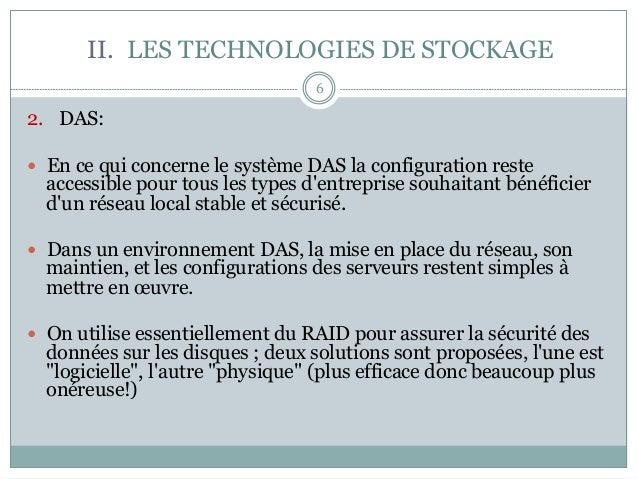 6 2. DAS: — En ce qui concerne le système DAS la configuration reste accessible pour tous les types d'entreprise souhai...