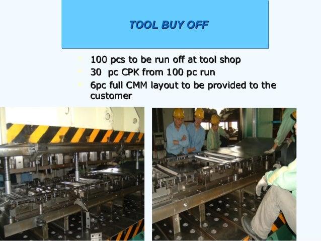 TOOL SHIPMENTTOOL SHIPMENTTOOL SHIPMENTTOOL SHIPMENT  handles all logistics to customerhandles all logistics to customer ...