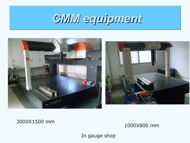 CMM equipmentCMM equipmentCMM equipmentCMM equipment 3000X1500 mm 1000X800 mm In gauge shop