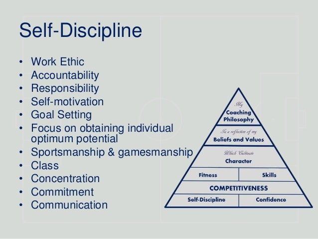 coaching philosophy Presenting your coaching philosophy to parents makes you an approachable  and likeable coach let the parents know before the first practice how you're.