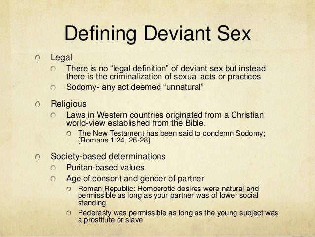 Wife likes deviant sex act