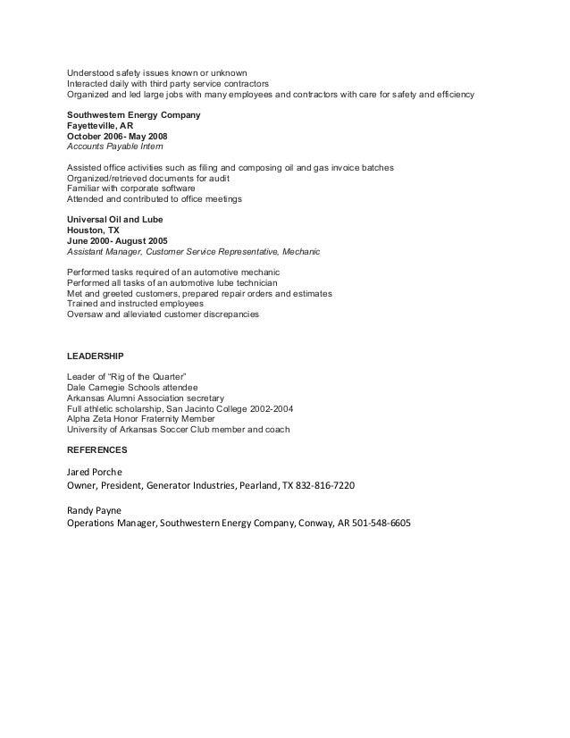 Resume 7 13 2016