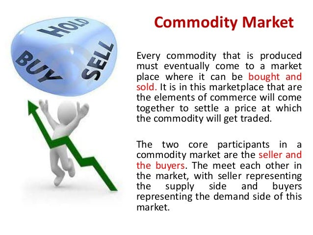 Unsecured Loan Definition >> Investors perception towards the commodity market