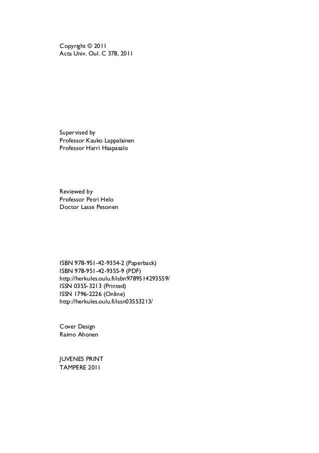 Order phd dissertations