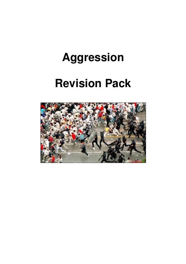 AggressionRevision Pack