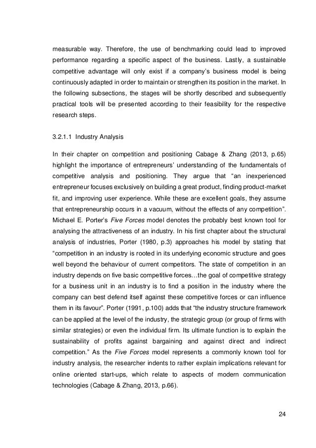 phd thesis environmental technology and management Research