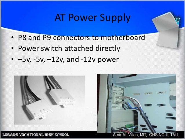 Case Electricity And Power Supplies