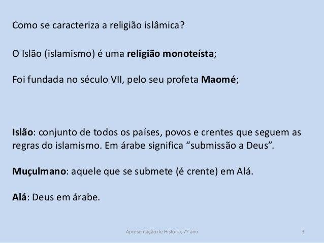 C3 cristãos e muçulmanos na península Slide 3