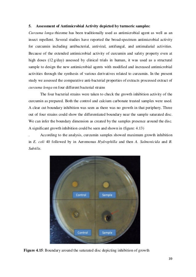 thesis antibacterial property Antimicrobial silk master's thesis in biology and biological engineering  after  24 hours the recombinant silk itself seemed to have an antimicrobial effect by.
