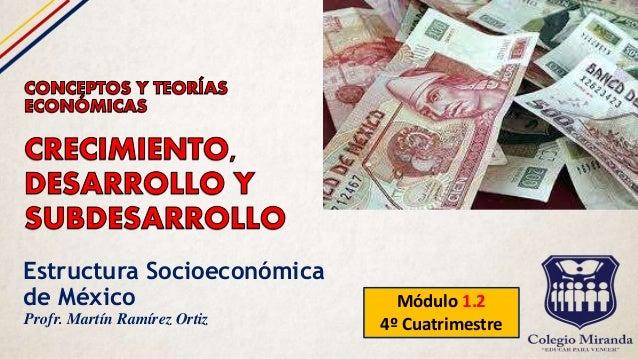 C4 Esem P1 S2 Conceptos Y Teorías Económicas Crecimiento