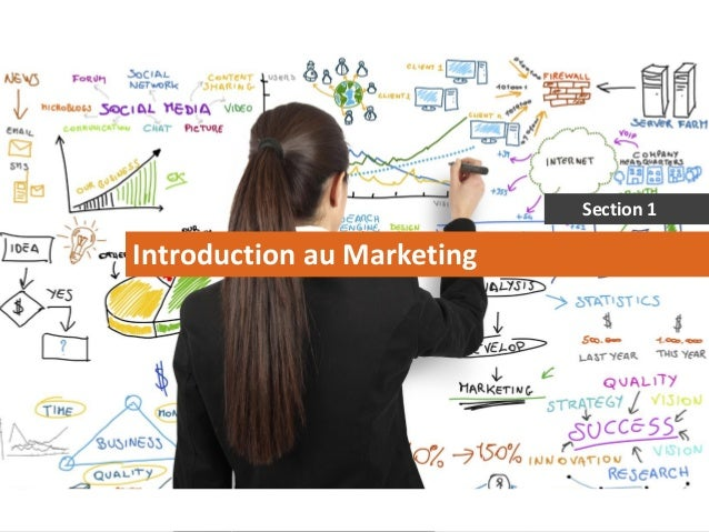 Section 1  Introduction au Marketing  C4020 - Le Plan d'Actions Commerciales  © Alex Panican 2013