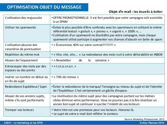 C4021 2014 S5 Email Marketing