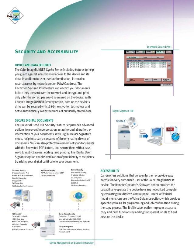 imagepass h6 system software