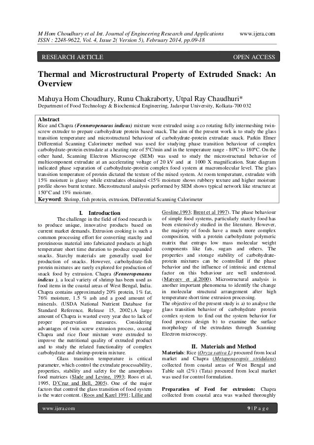 M Hom Choudhury et al Int. Journal of Engineering Research and Applications ISSN : 2248-9622, Vol. 4, Issue 2( Version 5),...