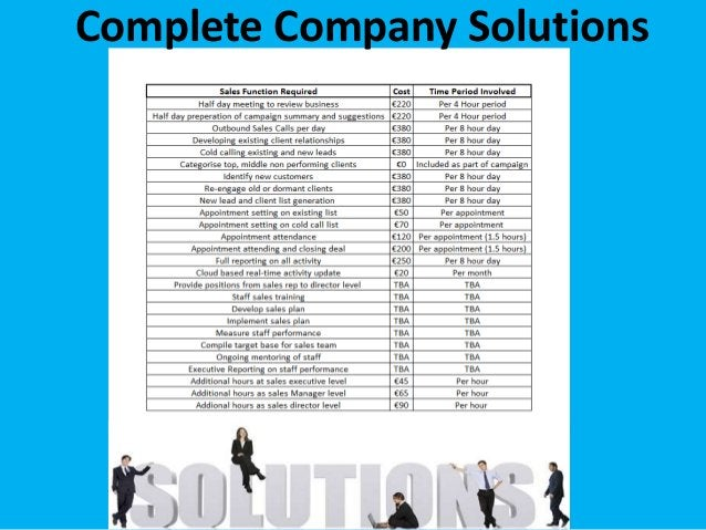 Complete Company Solutions