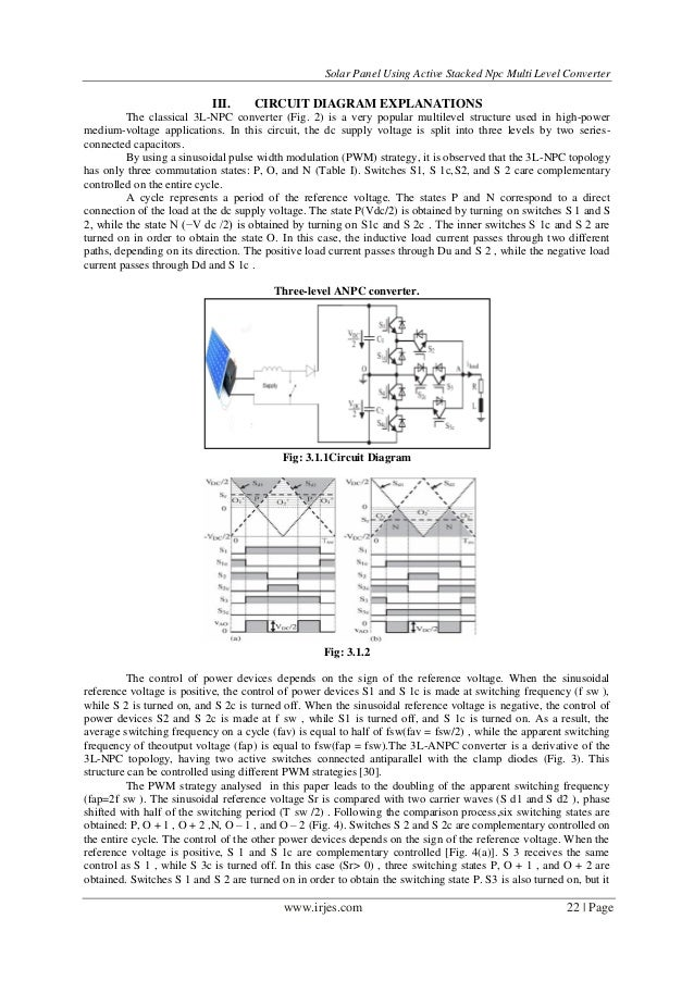 cascaded multilevel inverter thesis Naval postgraduate school monterey, california thesis closed loop control of a cascaded multi-level converter to minimize harmonic distortion by.