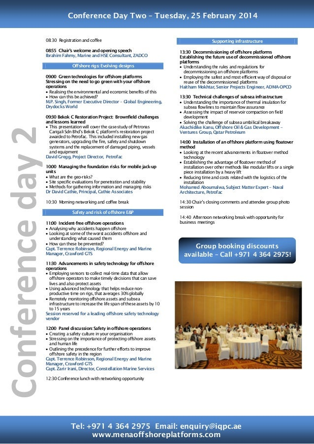 MENA Offshore Platforms Final Brochure