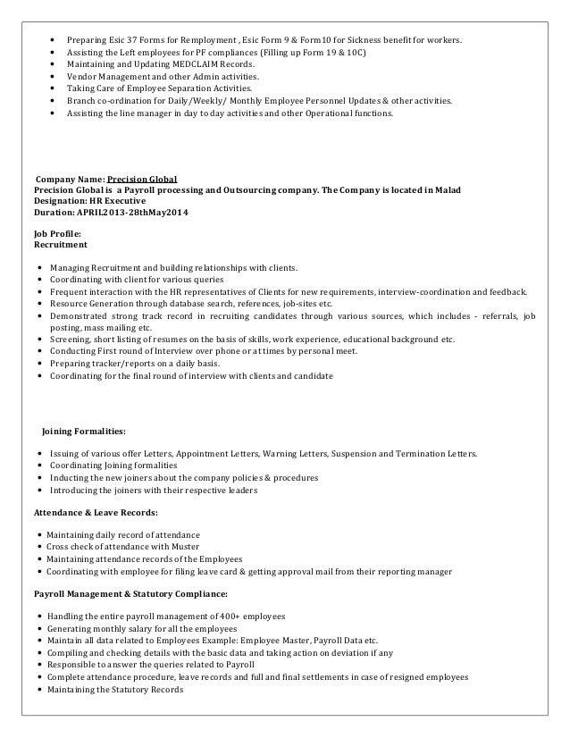 manish updated resume