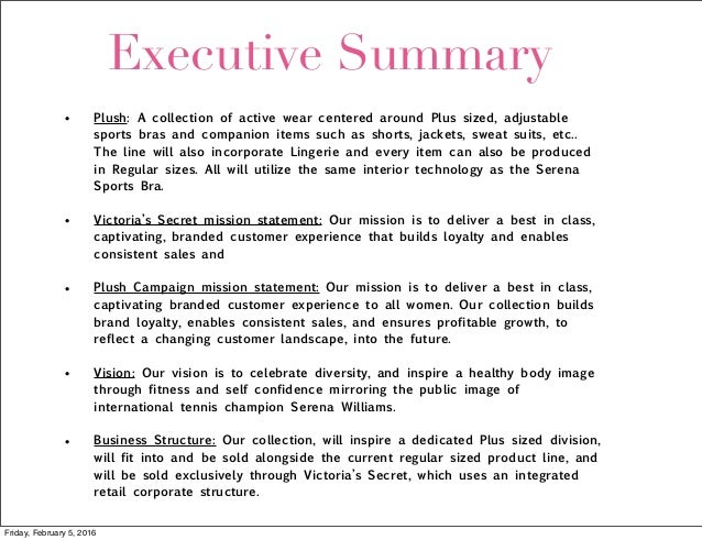 victoria secret mission statement History of victoria's secret founded by a stanford graduate makena k rakouska makena k rakouska jul 13, 2016 2800 views 2800 views comments most women and young teenagers across america shop almost exclusively at victoria's secret this franchise is the go to of many and most females in the country.