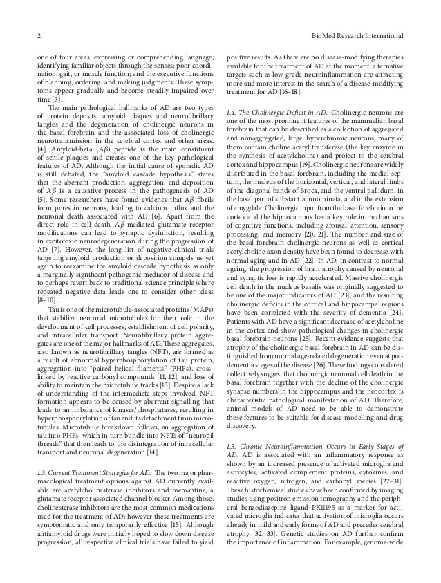 alzheimers thesis statement Panel of experts set up by the finnish alzheimer's disease research society:   the recommendations consist of statements that form a continuous chain of   co-morbidity and medication use thesis university of turku, finland 2006 30.