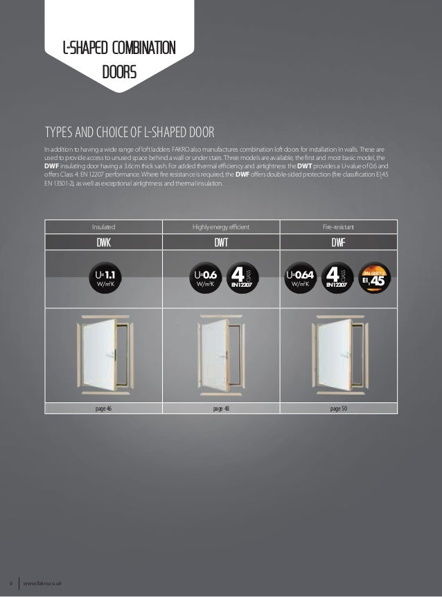2016 fakro loft ladder catalogue 6