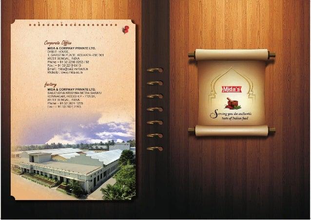 Mida Catalogue