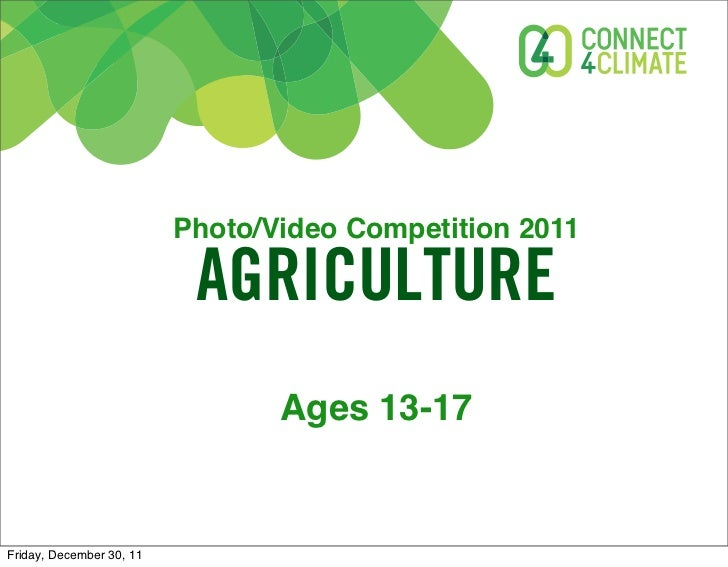 Connect4Climate Photo/Video Winners Slide 2