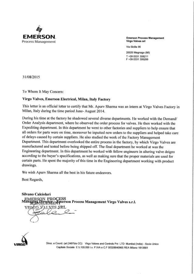 Virgo Internship letter_Apurv Sharma