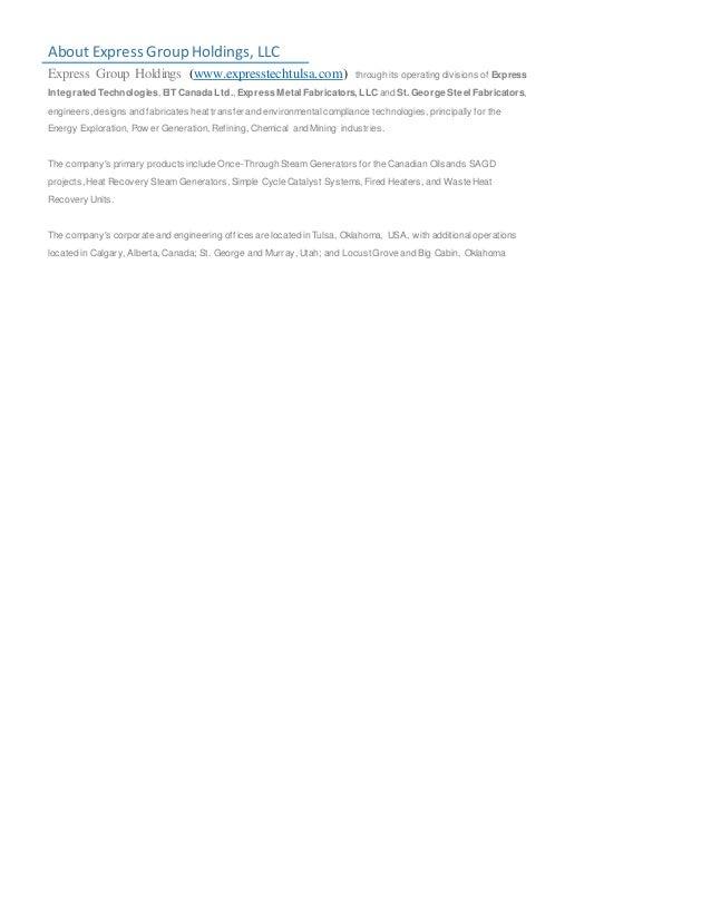 SlideShare  Company Bio Template