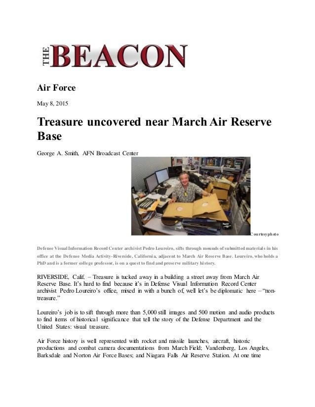 Beacon Article