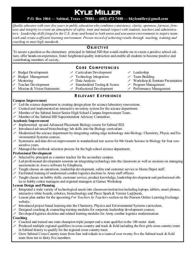 principal resume r3 2