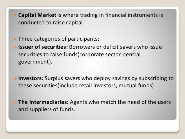 Final capital market ppt Slide 3