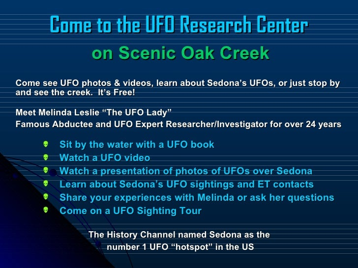 SEASIDE TOWN TO BUILD CENTER FOR UFO STUDY | CIA FOIA ...