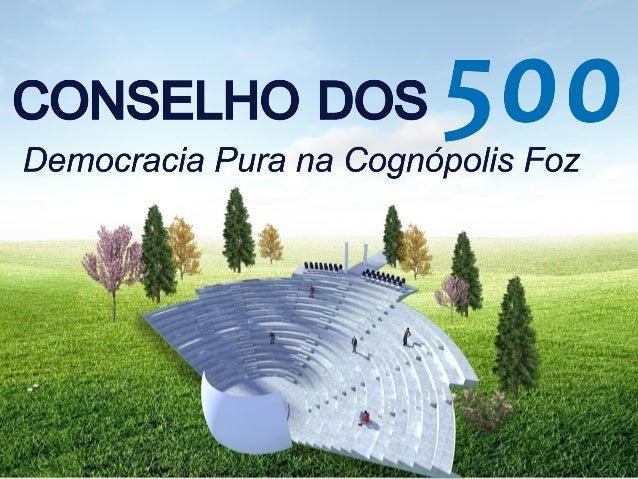Zoneamento Urbano da Cognópolis Chamada para Oficinas planejamento@discernimentum.org