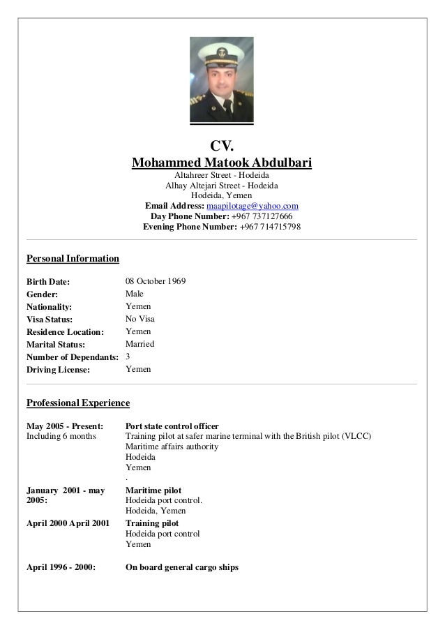 mohammed matook cover letter cv - What Is The Cover Letter For A Resume