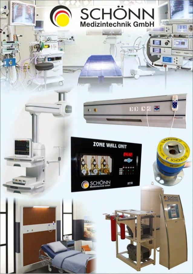 SCHÖNN Medizintechnik GmbH - GENERAL CATALOGUE