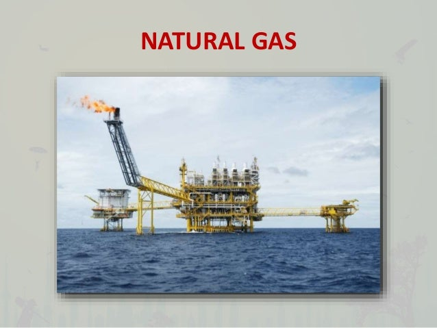 Natural Gas Contains Energy Stored In